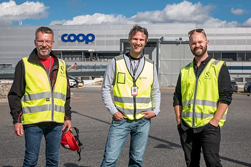 Coop logistikksenter